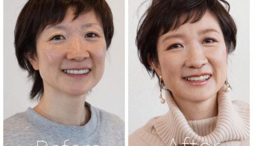 新年初仕事♡ヘアメイクとトータルスタイリングをさせて頂きました!